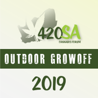 420SA Outdoor Growoff 2019